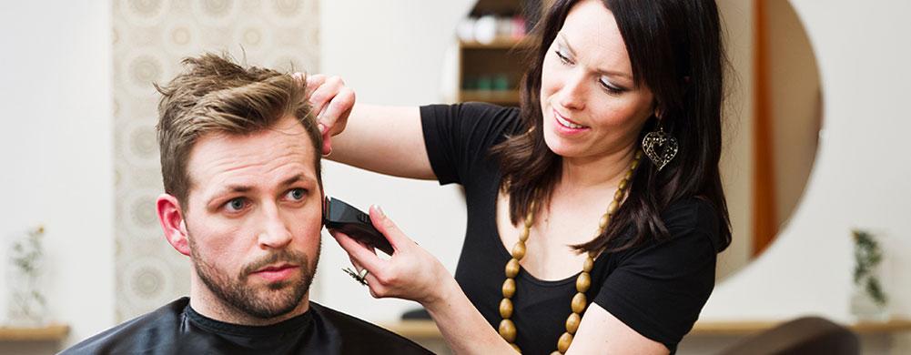 Roseburg Men's Hairstyling